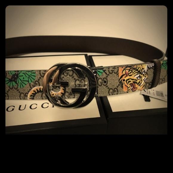 f41deefc7b4 Gucci Bengal Belt 💎
